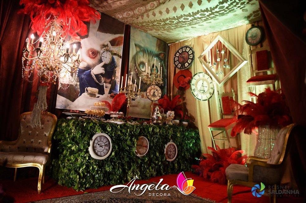 Alice no País das Maravilhas - Santa Cruz do Sul
